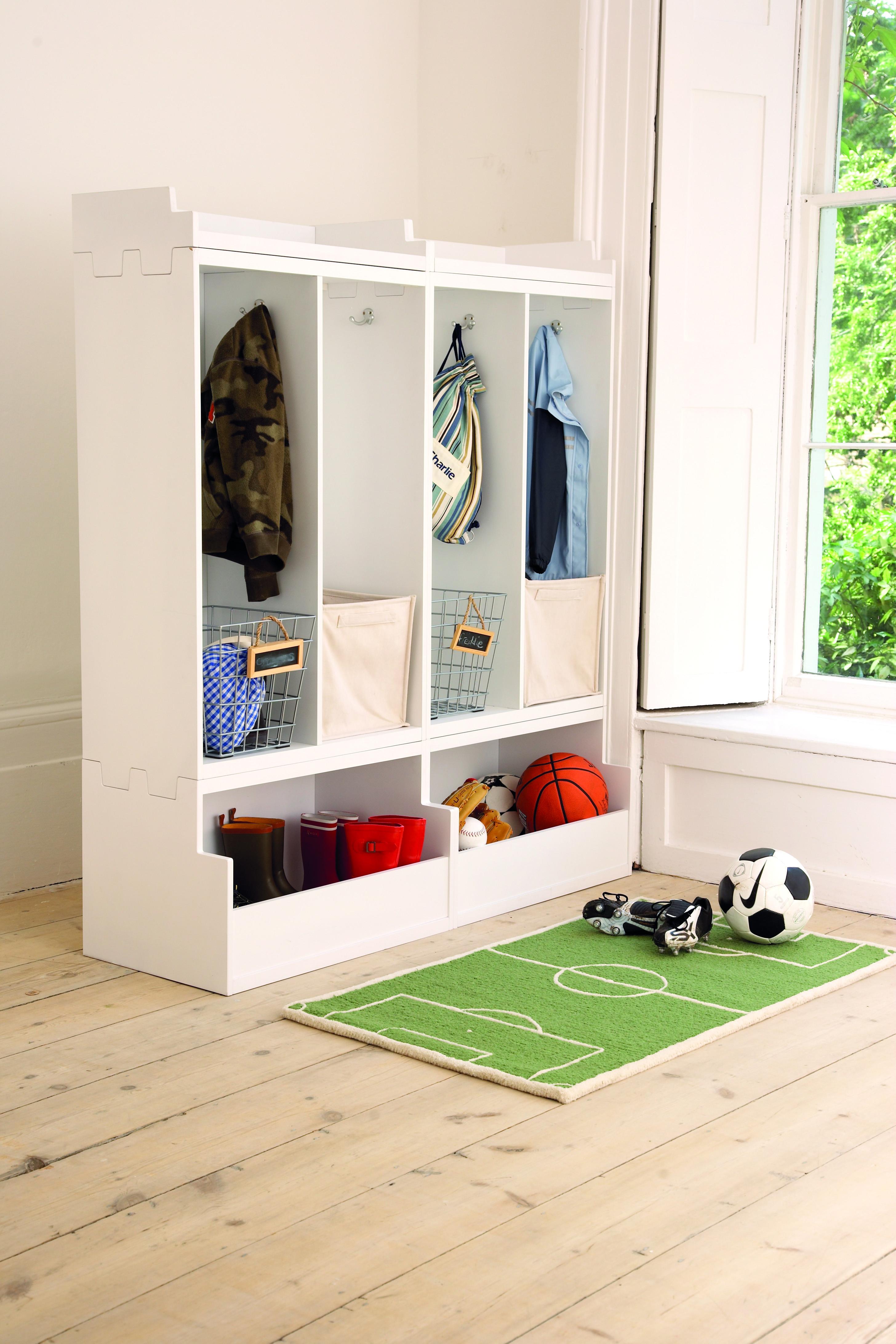 Modular Storage Locker Unit For Children In S A