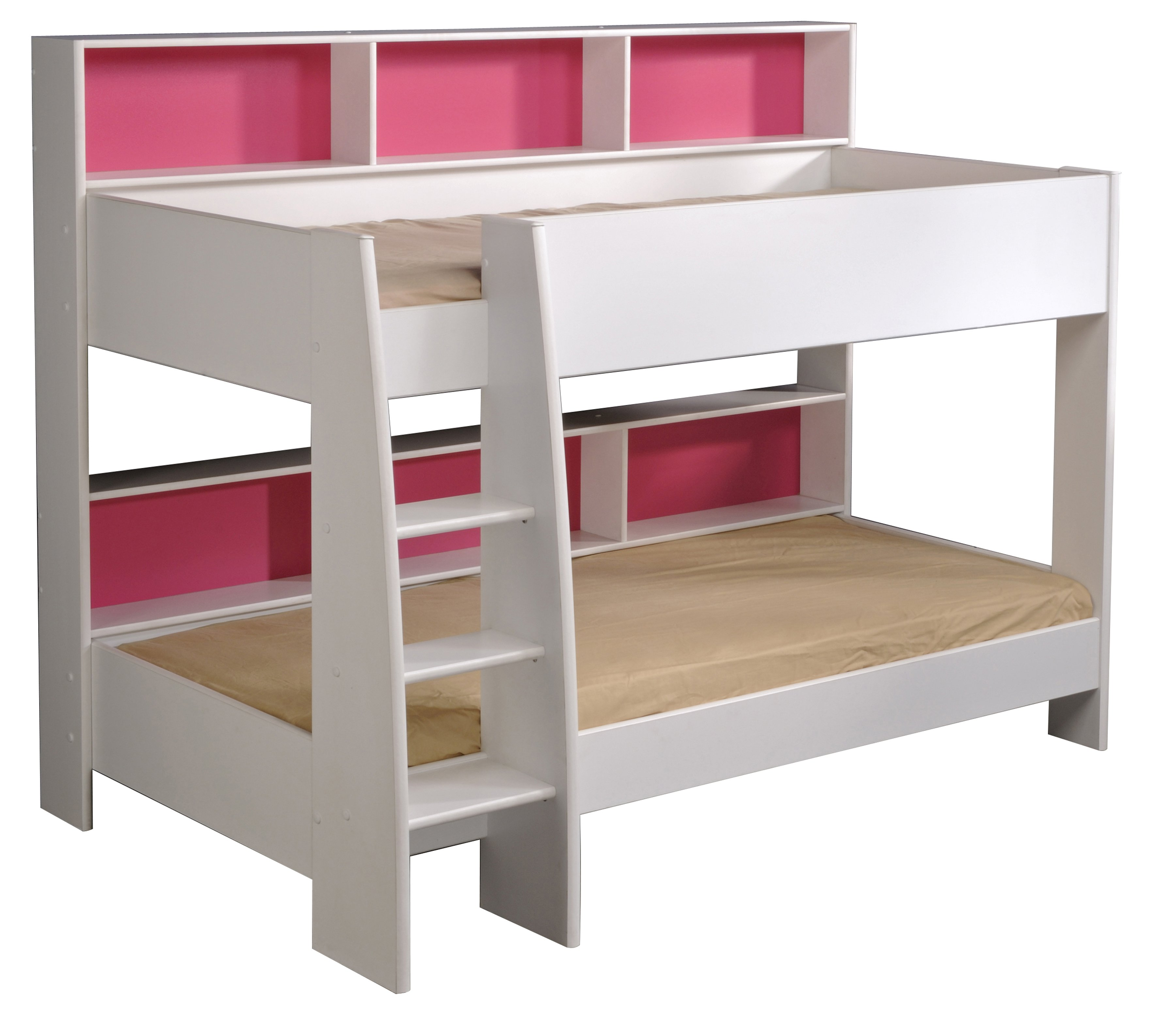 New Bookcase Toy Box White Finish Bedroom Playroom Child: For Children & Kids In S.A
