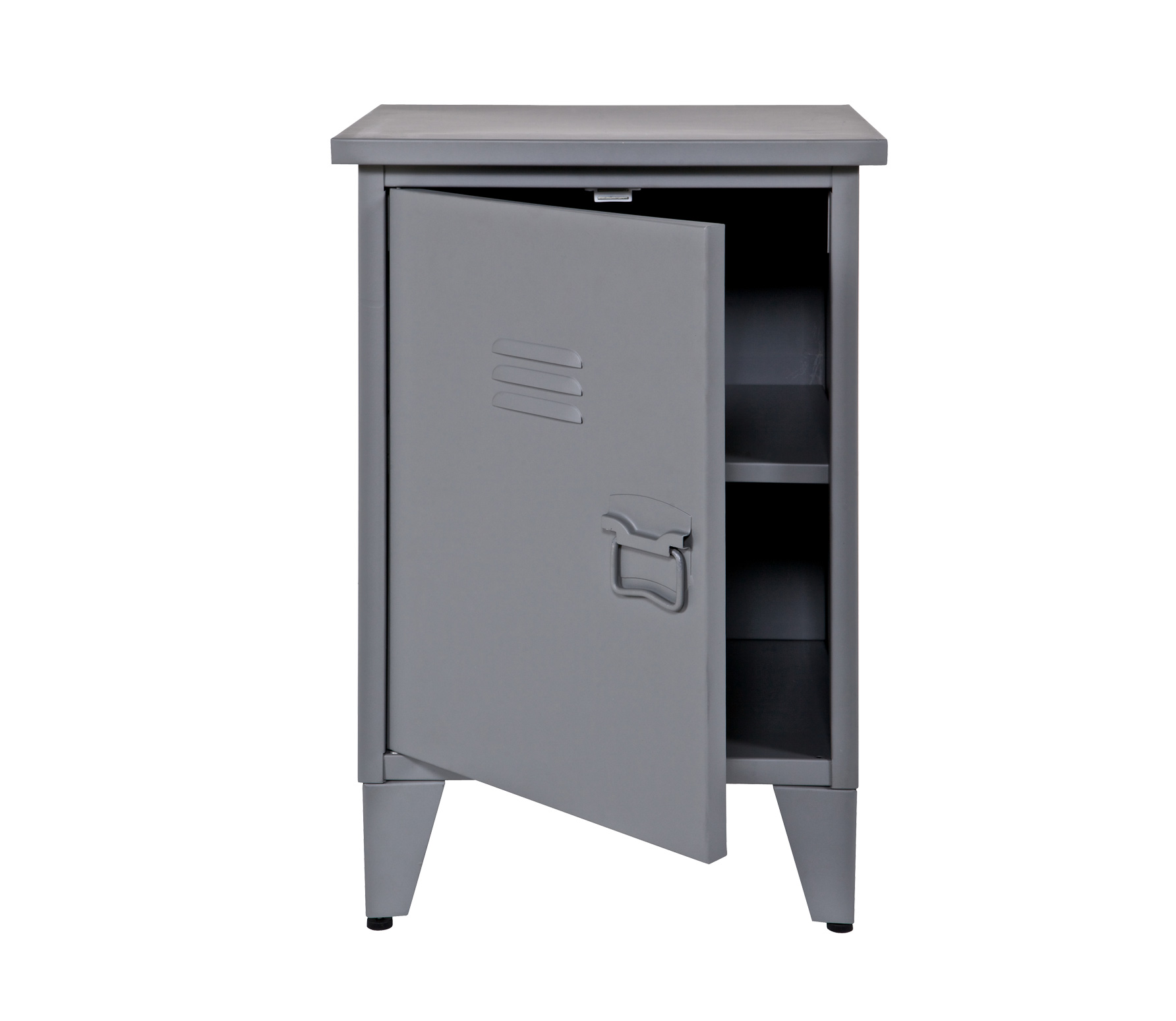 Mason Metal Nightstand - Grey for children & kids in S.A.