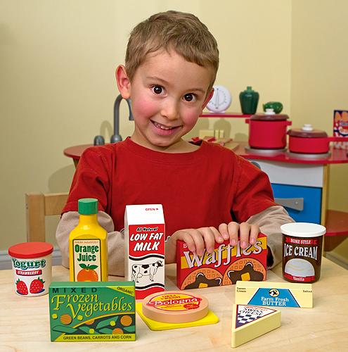 Wooden Fridge Food Set For Children Amp Kids In S A