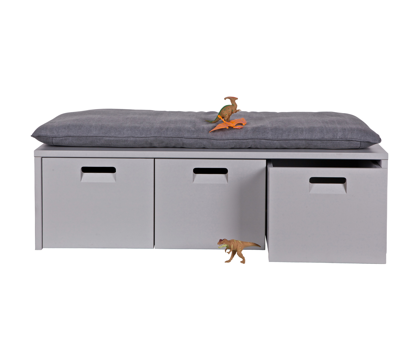 Chase Storage Bench - Grey for kids & children in S.A.