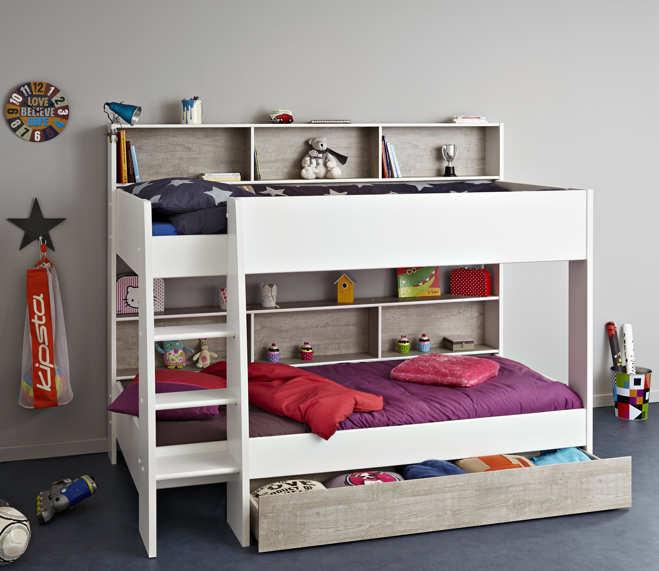 Taylor Bunk Bed With Drawer For Children Amp Kids In S A