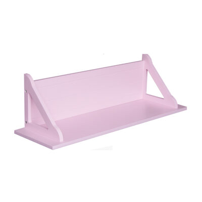 Any Which Way Wall Shelf - Pink