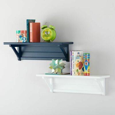 Any Which Way Wall Shelf - White