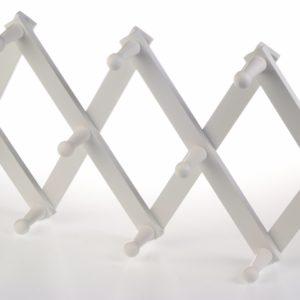 Concertina Pegrail - White