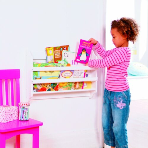 Gallery Wall Shelf - White