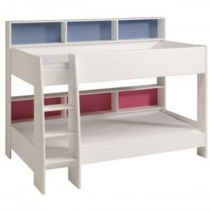 Parker Bunk Bed - White