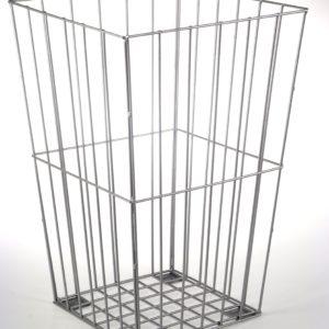Wire Sports Basket - Grey