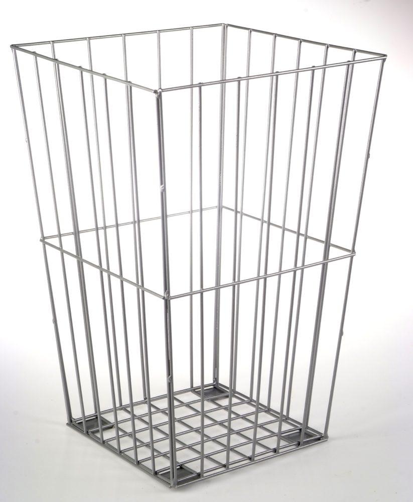 Wire Sports Basket - Grey - Nest Designs
