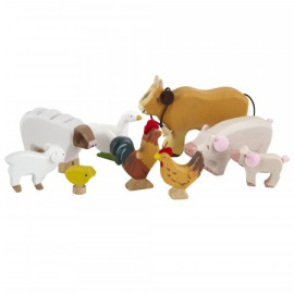 Farmyard Favourites