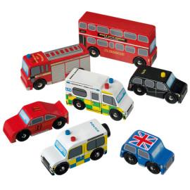 London Vehicle Set