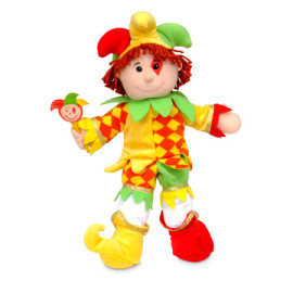 Jester Tell-a-Tale Hand Puppet