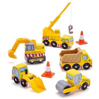 Construction Wooden Toy Set - for children & kids in S.A