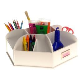 Merry Go Round Desk Organiser