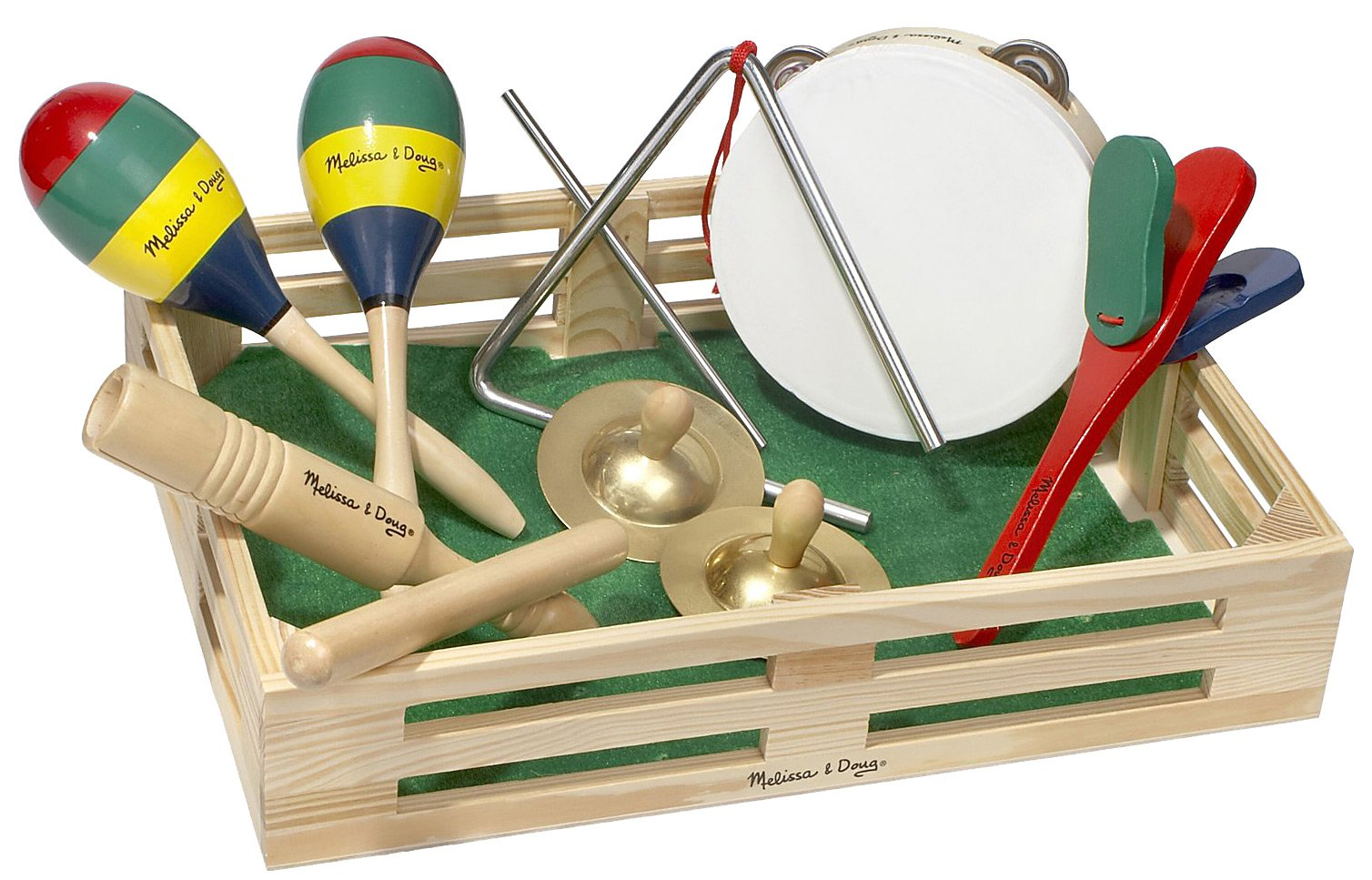 Wooden Band In A Box - fun learning for children & kids in S.A