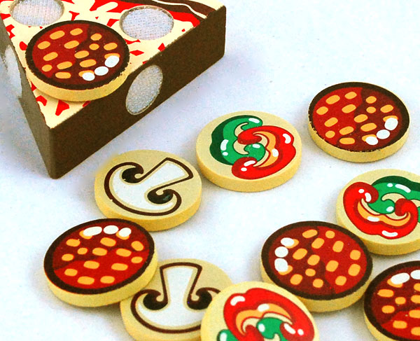 Pizza Party Wooden Set Detail By Melissa Doug Toys Games