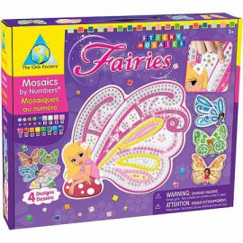 Sticky Mosaics Fairies by The Orb Factory Toys and Games Arts and Craftsjpg