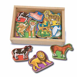 Animal Magnets by Melissa & Doug, Toys and Games