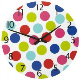 Colourburst Kids Wall Clock