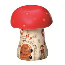 Bramble the Elf Toadstool Nightlight for Children