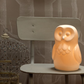 Henry Owl Nightlight for Children