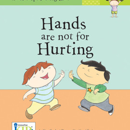 Hands are not for Hurting Book for Kids