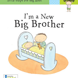 I'm a New Big Brother Book for Kids