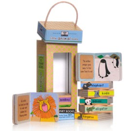 Little Books Animals by Green Start for Kids