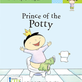 Prince of the Potty Book for Kids