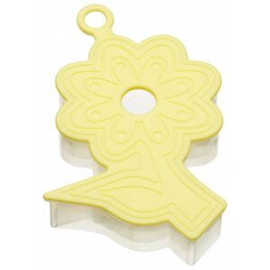 3D Cookie Cutter - Flower