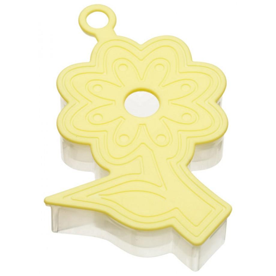 3D Cookie Cutter - Flower