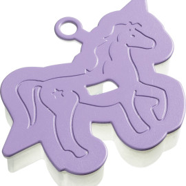 3D Cookie Cutter Pony Baking & Making for Kids