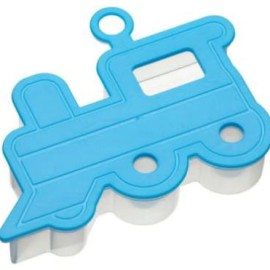 3D Cookie Cutter Train Baking and Making for Kids