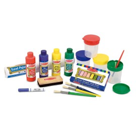 Art Easel Accessory Set by Melissa & Doug Arts & Crafts for Kids
