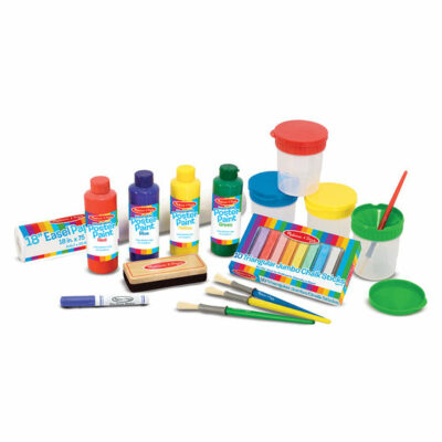 Art Easel Accessory Set