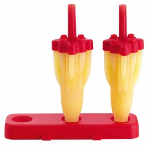 Rocket Ice Lolly - Set of 3
