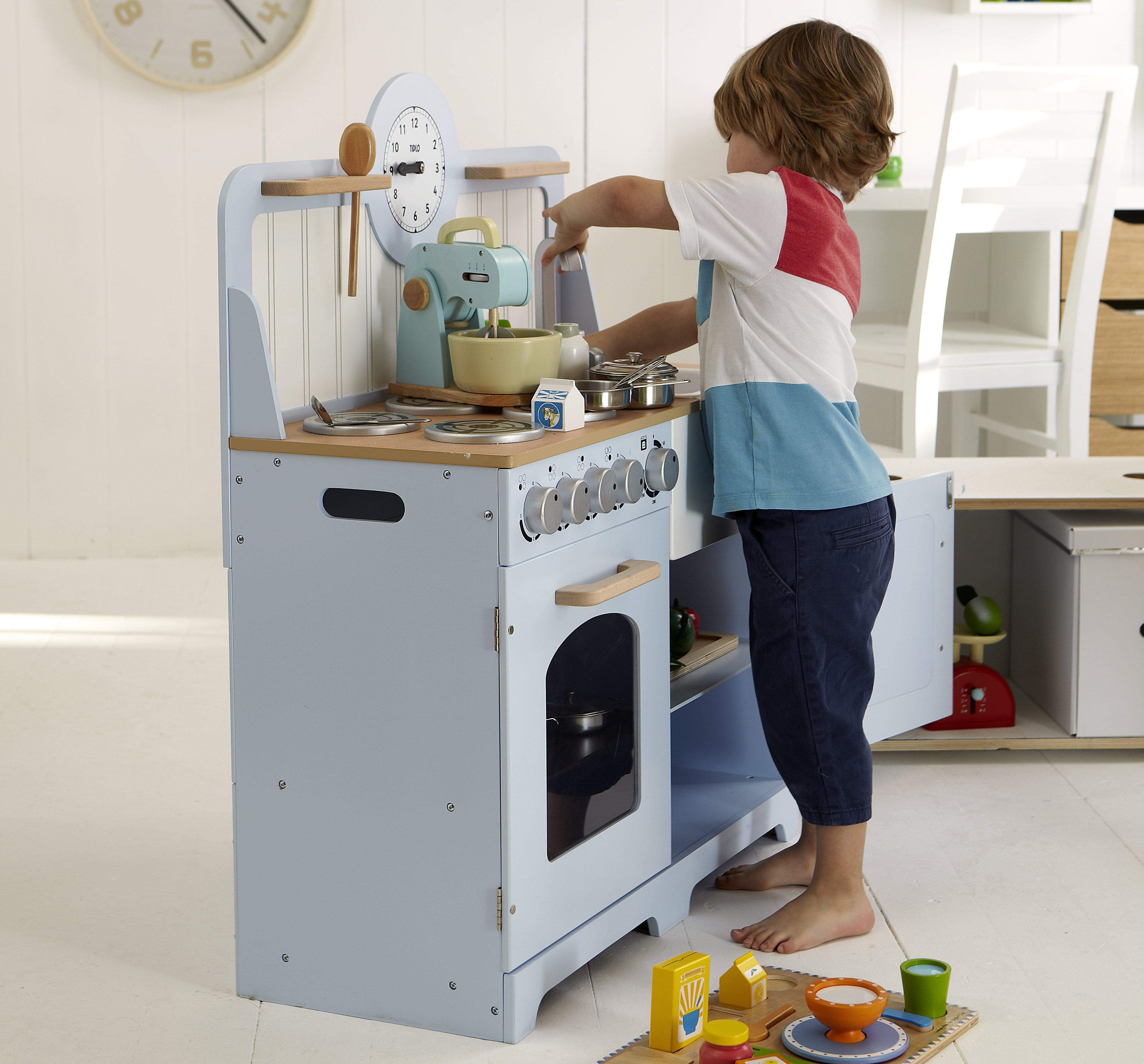 Toy Country Kitchen | Home Decorating, Interior Design, Bath ...