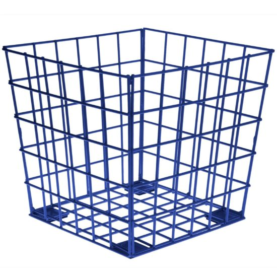 Wire Cube - Blue
