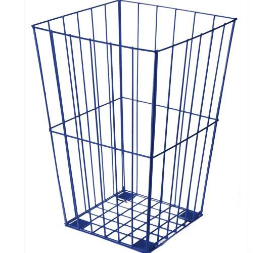 Wire Sports Basket - Blue