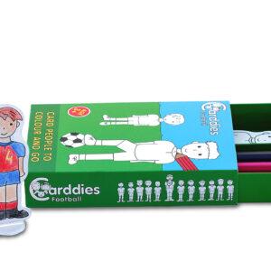 Carddies Set - Football