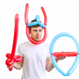 Warrior Balloons - Pack of 18