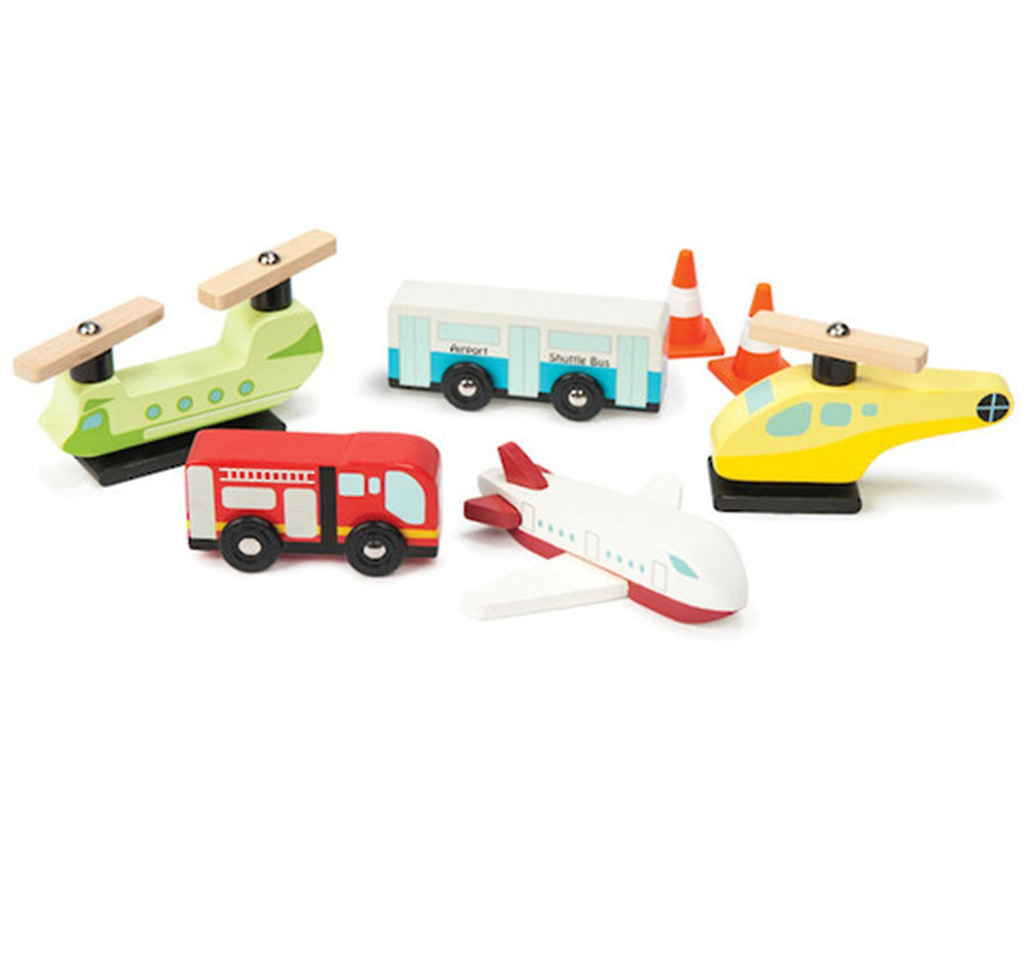 Airport Wooden Toy Set for children & kids in S A