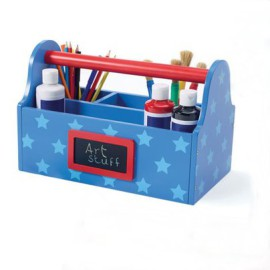 Blue Star Anywhere Art Caddy Storage for Art Materials for Children