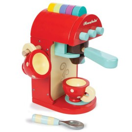 Chococcino Machine Pretend Play for Children by Le Toy Van Honeybake Range