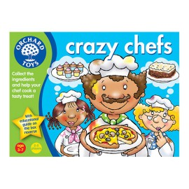 Crazy Chefs Fun Games for Kids Orchard Toys