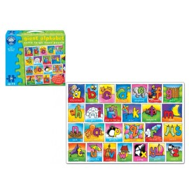 Giant Alphabet Floor Puzzle for Children Orchard Toys