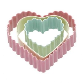 Heart Cookie Cutters Baking and Making for Children Sweetly Does It