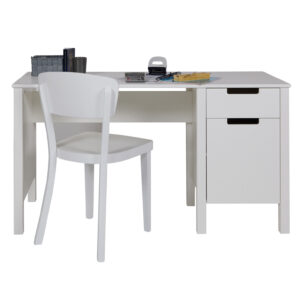 Jade Desk - White
