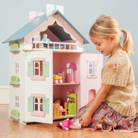 Juliette Dollshouse Pretend Play for Children