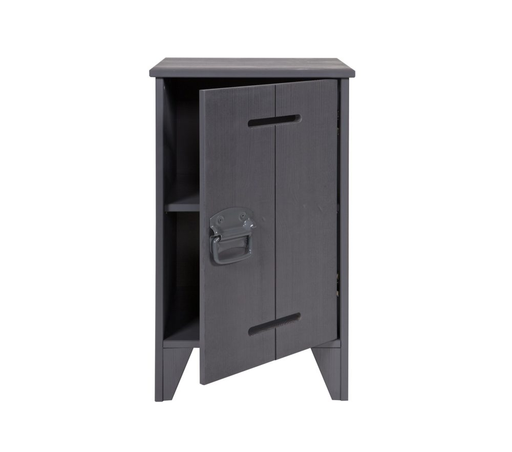 Locker Nightstand Steel Grey For Children Amp Kids In S A